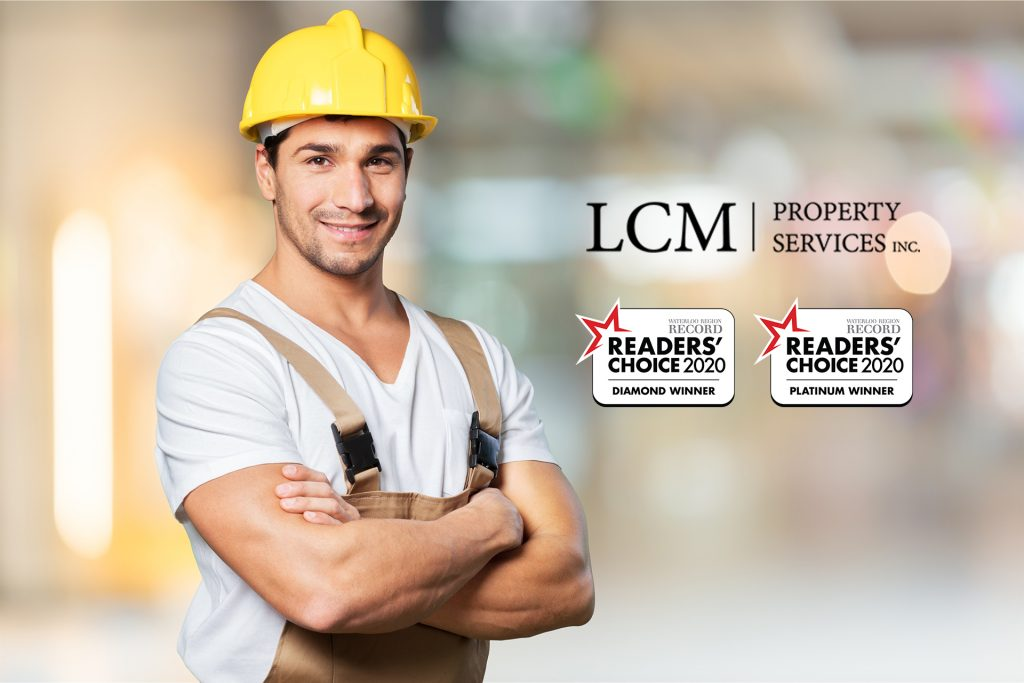 LCM Handyman Team won The Records Readers Choice Awards for Decks & Fences and Junk Removal.